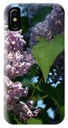 Hungarian Lilac 6 IPhone Case