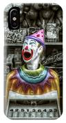Hungry Clowns IPhone Case