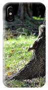 Hunting Acorns IPhone Case
