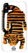 Hunting Tiger IPhone Case