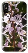 Hurricane Lilies IPhone Case