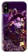 Husky Dog Pet Canine Purebred  IPhone Case