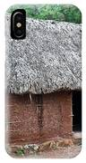 Hut Yucatan Mexico IPhone Case