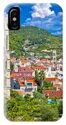 Hvar Architecture And Nature Vertical View IPhone Case