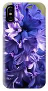 Hyacinth Highlights IPhone Case