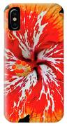 Hybrid Hibiscus II Maui Hawaii IPhone Case