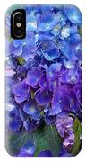 Hydrangea Bouquet - Square IPhone Case