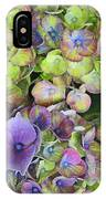 Hydrangea  One IPhone Case