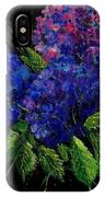 Hydrangeas 66 IPhone Case