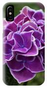 Hydrangeas In The Summer IPhone Case