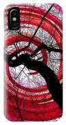 Hypnotic Nature IPhone Case