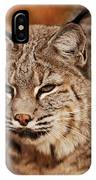 I Am One Good Looking Bobcat IPhone Case