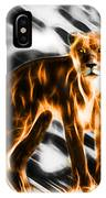 I Am The Lioness IPhone Case