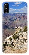 I Can See For Miles And Miles - Grand Canyon IPhone Case