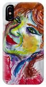 I-clown IPhone Case
