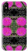 I Give To You A World Of Flowers IPhone Case