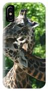 I Just Love Tall Spotted And Handsome IPhone Case