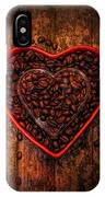 I Love Coffee 4 IPhone Case
