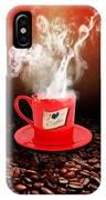 I Love Coffee IPhone Case