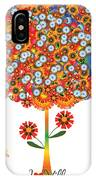 I Love Village - Poster IPhone Case