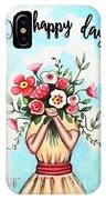 I Picked These For You IPhone Case