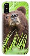 I Smell Something Good To Eat IPhone Case
