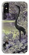 I Stand Tall IPhone Case