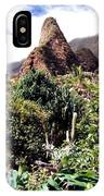Iao Needle IPhone Case