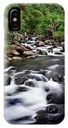 Iao Valley Stream IPhone Case