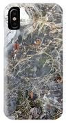 Ice Art Iv IPhone Case