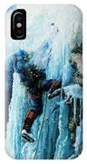 Ice Climb IPhone Case