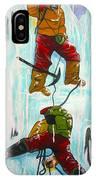 Ice Climbers IPhone Case