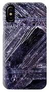 Ice-cold Gothic Night IPhone Case