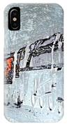Ice Queen Express IPhone Case