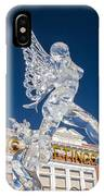 The Annual Ice Sculpting Festival In The Colorado Rockies, The Allure Of A Siren IPhone Case