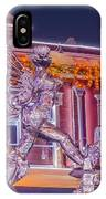 The Annual Ice Sculpting Festival In The Colorado Rockies, The Beguiling Siren IPhone Case