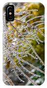 Ice Storm 2 IPhone Case