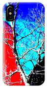 Ice Tree IPhone Case
