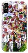 Iced Ivy IPhone Case