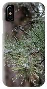 Iced Pine IPhone Case