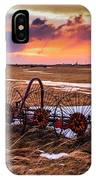 Iceland Sunset # 1 IPhone Case