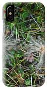 Icelandic Flora IPhone Case