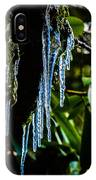 Icicles 3 IPhone Case