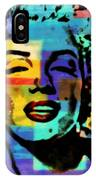 Iconic Marilyn IPhone Case