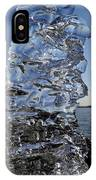 Icy Beach View 3 IPhone Case