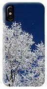 Icy Brilliance IPhone Case