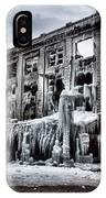 Icy Remains - After The Fire IPhone X Case