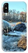 Icy Waters 2 IPhone Case