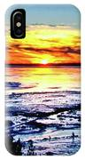 Icy Waters IPhone Case
