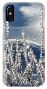 Icy World IPhone Case